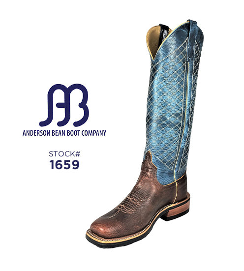 Anderson Bean 16 inch / Stock #1659