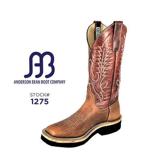 Anderson Bean 12 inch / Stock #1275