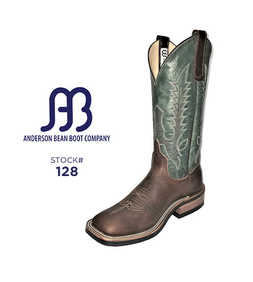 Anderson Bean 12 inch / Stock #128