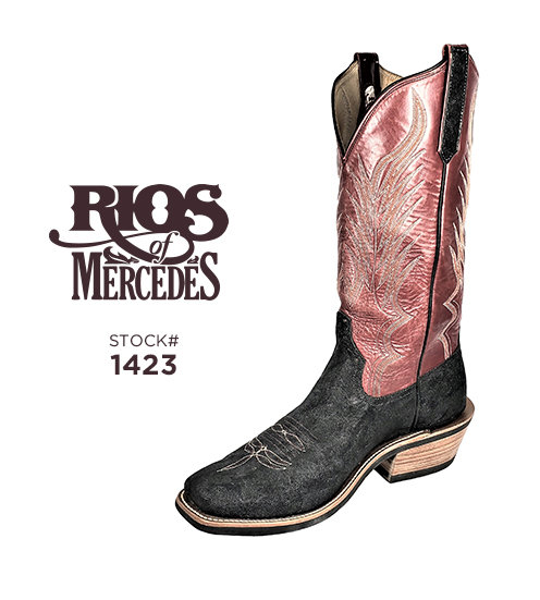 Rios of Mercedes 14 inch / Stock 1423