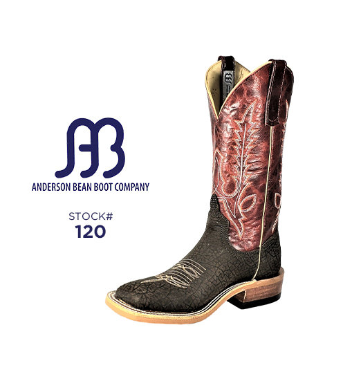Anderson Bean 12 inch / Stock #120