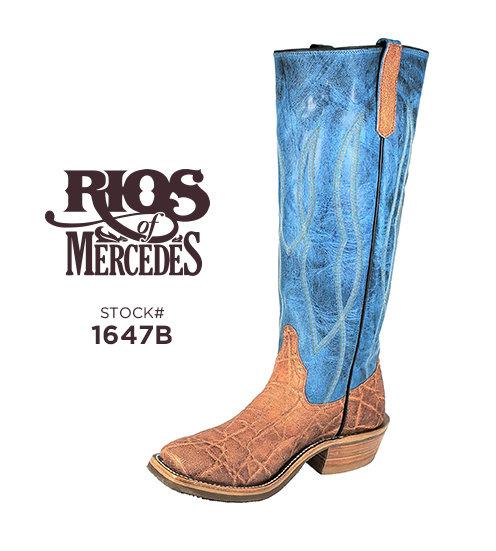 Rios of Mercedes 16 inch / Stock #1647B