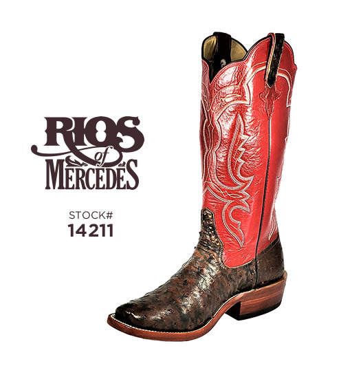 Rios of Mercedes 14 inch / Stock #14211