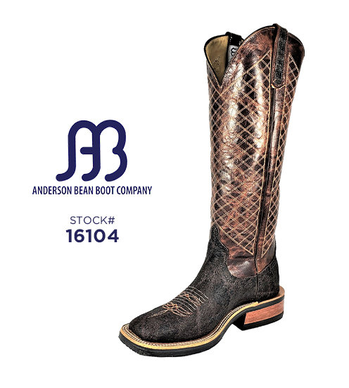 Anderson Bean 16 inch / Stock #16104