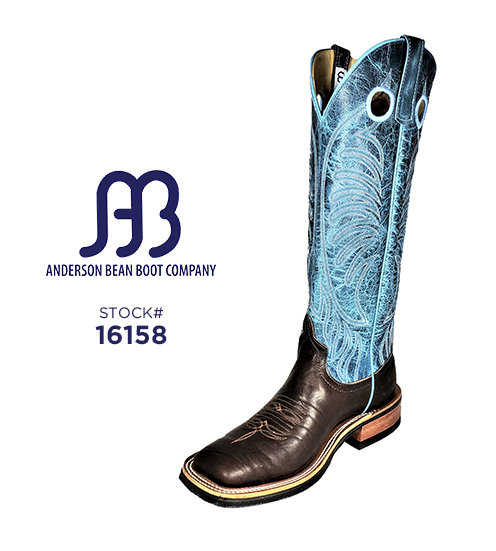Anderson Bean 16 inch / Stock #16158