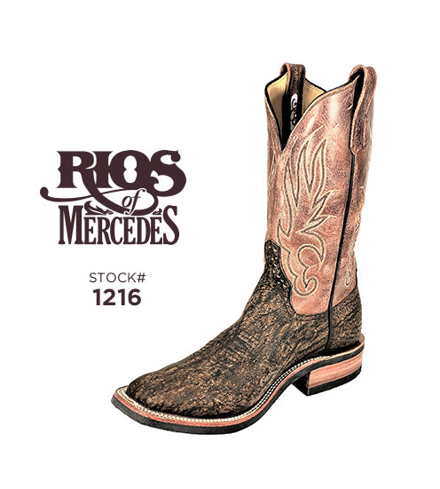 Rios of Mercedes 12 inch / Stock #1216