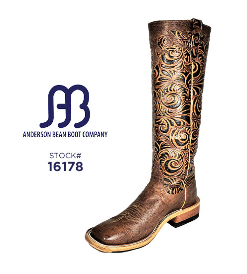 Anderson Bean 16 inch / Stock #16178
