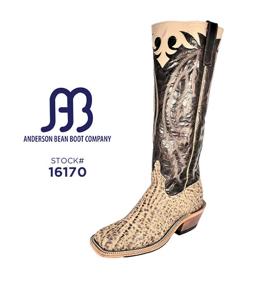 Anderson Bean 16 inch / Stock # 16170