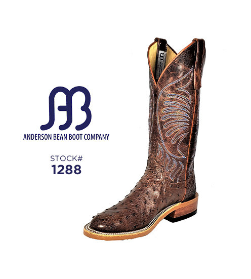 Anderson Bean 12 inch / Stock #1288