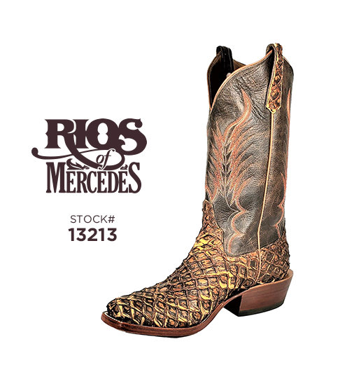 Rios of Mercedes 13 inch / Stock#13213