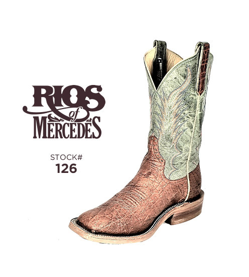 Rios of Mercedes 12 inch / Stock #126
