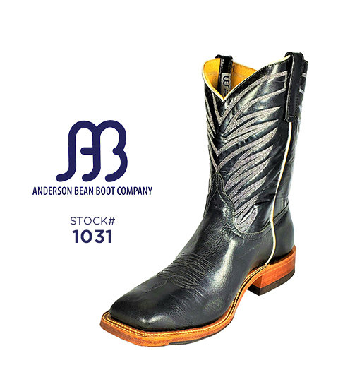 Anderson Bean 10 inch / Stock #1031