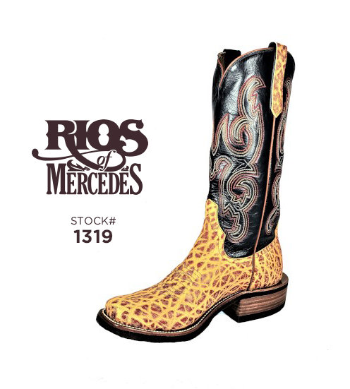 Rios of Mercedes 13 inch / Stock #1319
