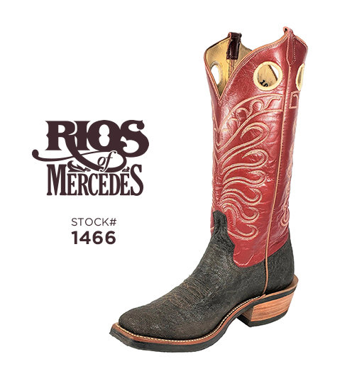 Rios of Mercedes 14 inch / Stock #1466