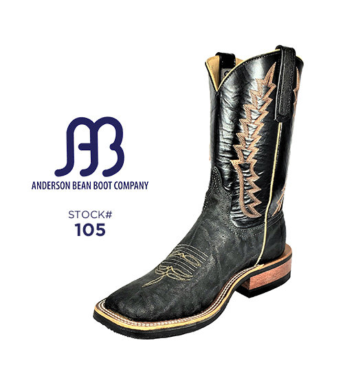 Anderson Bean 10 inch / Stock #105
