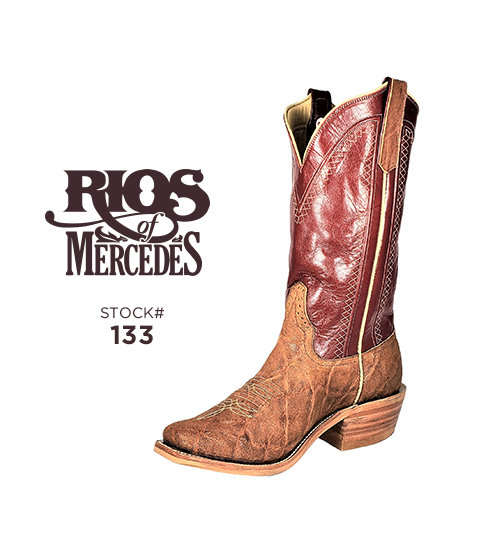 Rios of Mercedes 13 inch / Stock #133