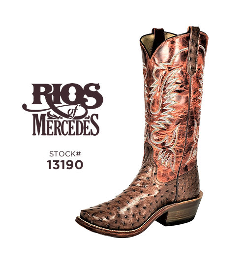 Rios of Mercedes 13 inch / Stock #13190