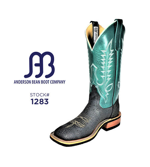Anderson Bean 12 inch / Stock #1283