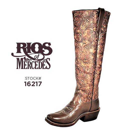 Rios of Mercedes 16 inch / Stock #16217