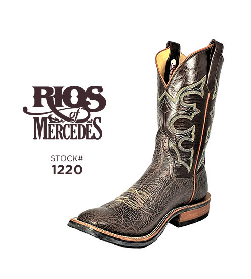 Rios of Mercedes 12 inch / Stock #1220