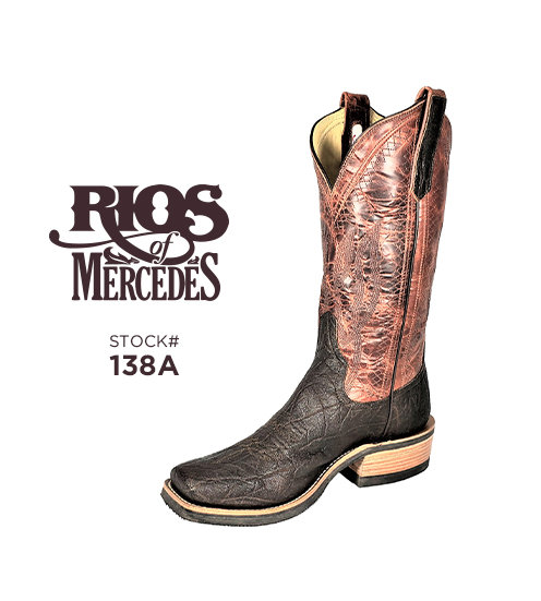 Rios of Mercedes 13 inch / Stock #138A