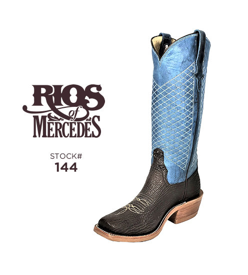 Rios of Mercedes 14 inch / Stock #144