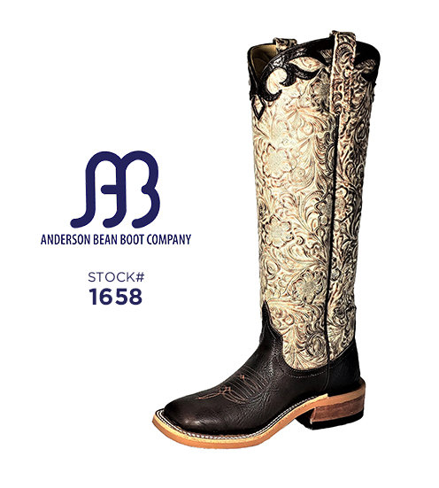 Anderson Bean 16 inch / Stock #1658