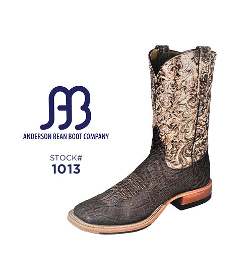 Anderson Bean 10 inch / Stock #1013