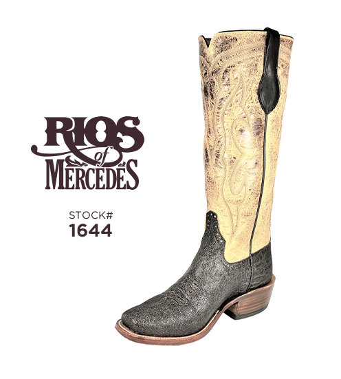 Rios of Mercedes 16 inch / Stock #1644