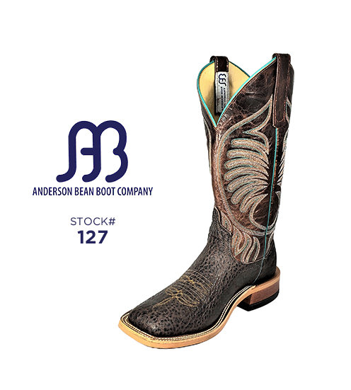 Anderson Bean 12 inch / Stock #127