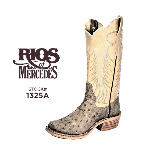 Rios of Mercedes 13 inch / Stock #1325A