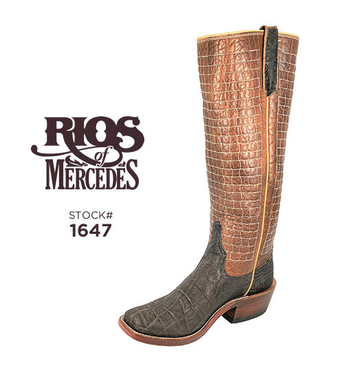 Rios of Mercedes 16 inch / Stock# 1647