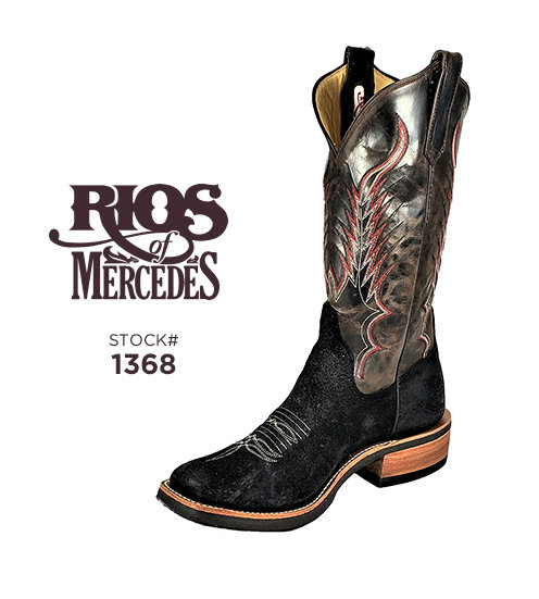 Rios of Mercedes 13 inch / Stock #1368
