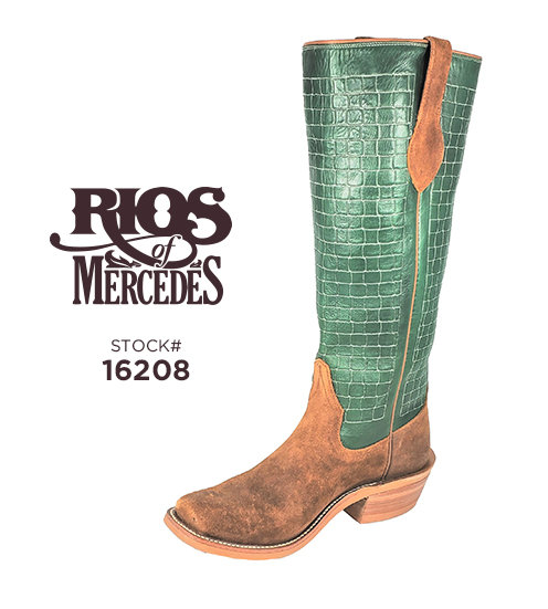 Rios of Mercedes 16 inch / Stock #16208