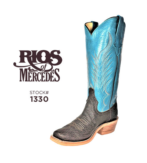 Rios of Mercedes 13 inch / Stock #1330