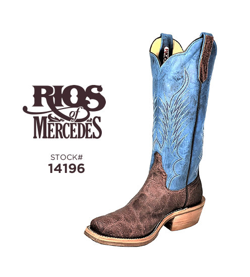 Rios of Mercedes 14 inch / Stock #14196