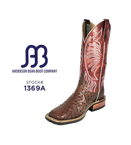 Anderson Bean 13 inch / Stock #1369A