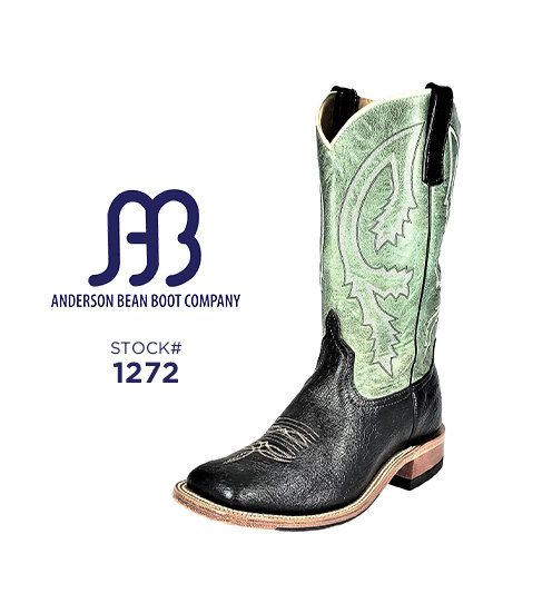 Anderson Bean 12 inch / Stock #1272