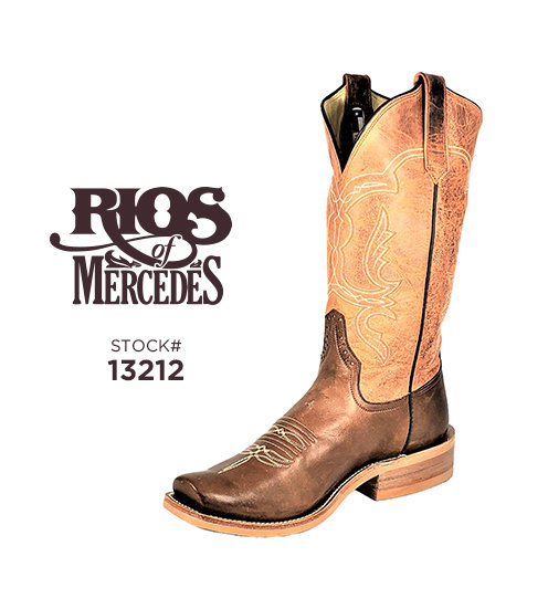 Rios of Mercedes 13 inch / Stock #13212
