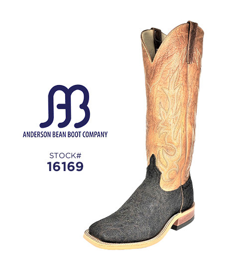 Anderson Bean 16 inch / Stock #16169