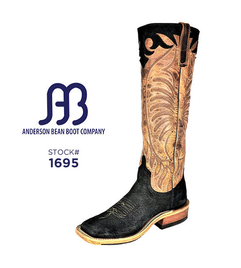Anderson Bean 16 inch / Stock #1695