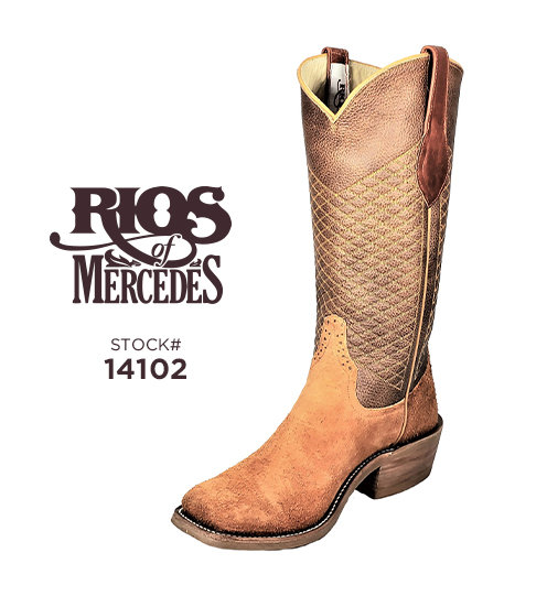 Rios of Mercedes 14 inch / Stock #14102