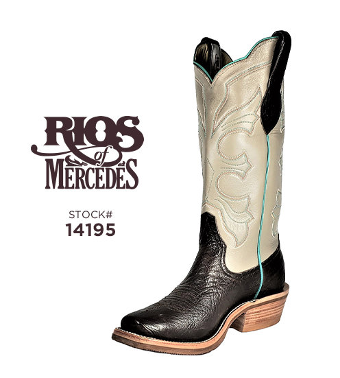 Rios of Mercedes 14 inch / Stock #14195