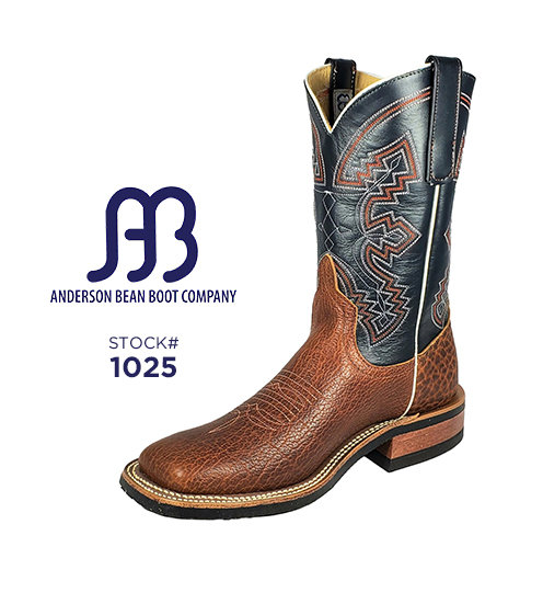 Anderson Bean 10 inch / Stock #1025