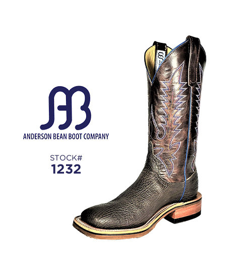 Anderson Bean 12 inch / Stock #1232