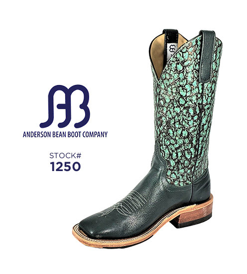 Anderson Bean 12 inch / Stock #1250