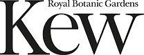 Kew Royal Botanical Gardens Logo 2015 Bl