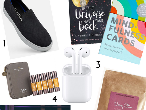 A Gift Guide for Go-Getter's