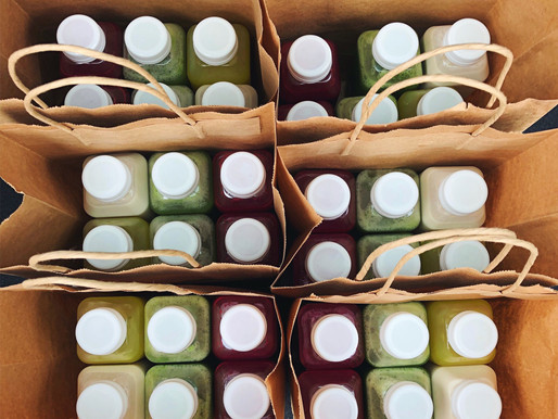 Surviving and Thriving on a 3-Day Juice Cleanse