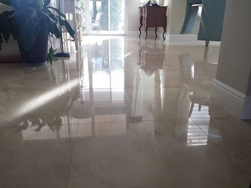 Commercial Tile Marble Floor Refinishing Hamilton & Missoula Mt